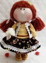 Игровая текстильная куклаИ