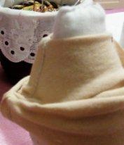 Как пришить голову текстильной кукле. Шея