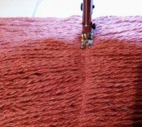 Волосы из пряжи для  текстильной куклы. Заготовка для волос