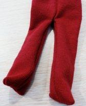 Как сшить колготки для текстильной куклы. Изделие готово