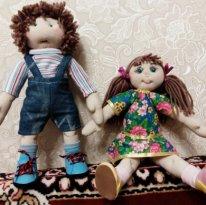 Куколкин Дом Амелия. Куклы