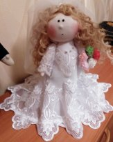Куклы жених и невеста. Фото. Свадебные фото