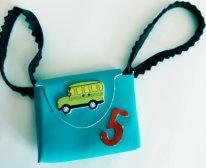Сумочки для кукол. Фото. Рюкзак для школьника