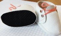 Из чего сшить обувь текстильной кукле. Ботиночки из натуральной кожи
