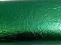 Из чего сшить обувь текстильной кукле. Искусственная кожа зеленая