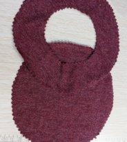 Берет для текстильной куклы. Детали