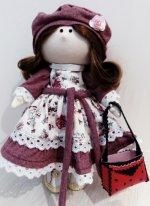 Носки для текстильной куклы. Носки для этой куклы