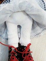 Штанишки для текстильной куклы