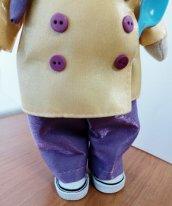 Куклы поварята своими руками.