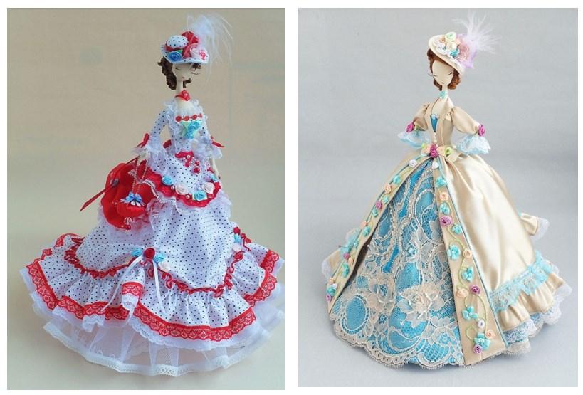 Куклы тряпиенсы