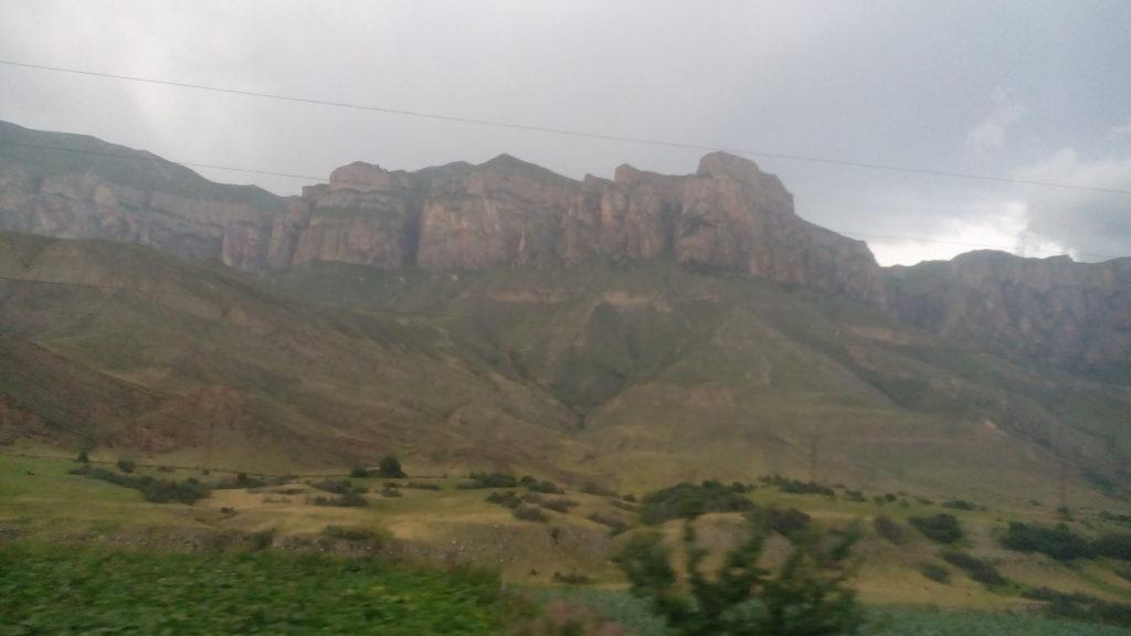Отпуск на Кавказе